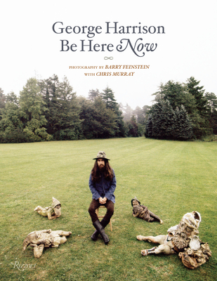 George Harrison: Be Here Now Cover Image