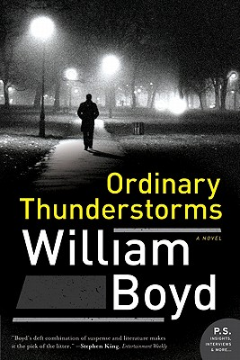 Ordinary Thunderstorms Cover Image