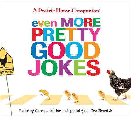 Even More Pretty Good Jokes Cover