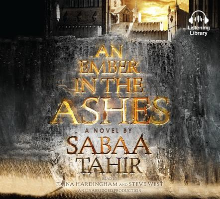 An Ember in the Ashes Cover Image