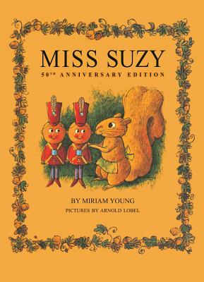 Miss Suzy Cover Image