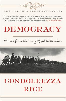 Democracy Lib/E: Stories from the Long Road to Freedom Cover Image