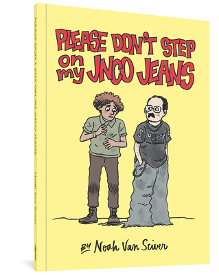 Cover for Please Don't Step On My JNCO Jeans