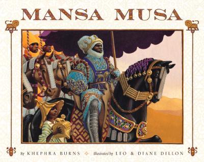 Mansa Musa Cover
