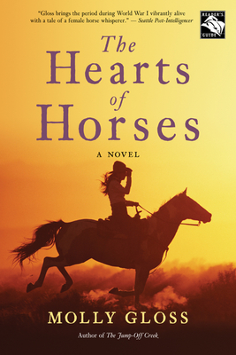 The Hearts of Horses Cover