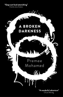 A  Broken Darkness (Beneath the Rising #2) Cover Image