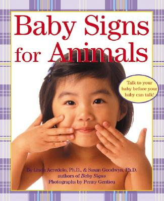 Baby Signs for Animals Cover Image