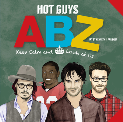 Cover for Hot Guys ABZ