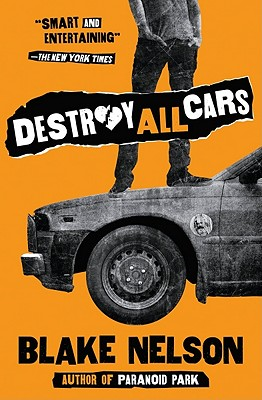 Destroy All Cars Cover