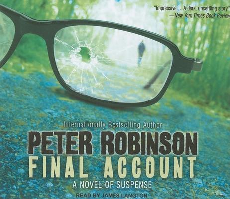 Final Account (Inspector Banks Novels #7) Cover Image