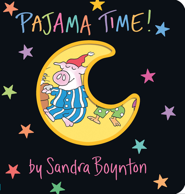 Pajama Time! (Boynton on Board) Cover Image