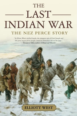 The Last Indian War Cover