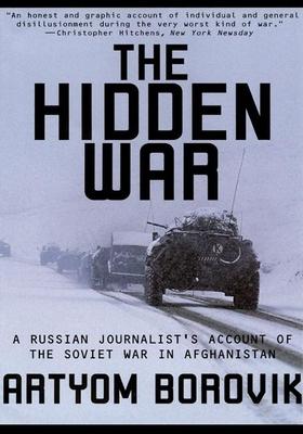 Cover for Hidden War