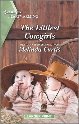 The Littlest Cowgirls: A Clean Romance Cover Image