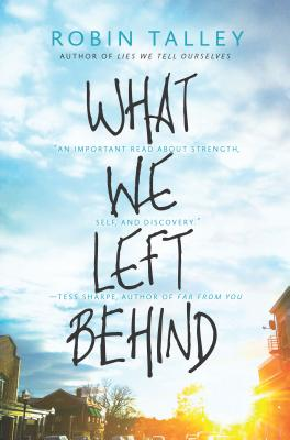 What We Left Behind Cover