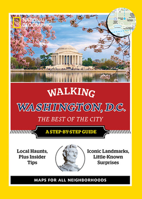 National Geographic Walking Washington, D.C. (National Geographic Walking Guide) Cover Image