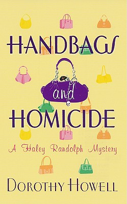 Cover for Handbags and Homicide