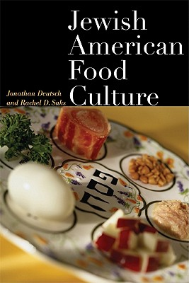 Jewish american food culture paperback tattered cover for American cuisine culture