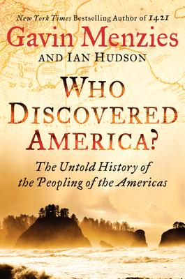 Who Discovered America? Cover