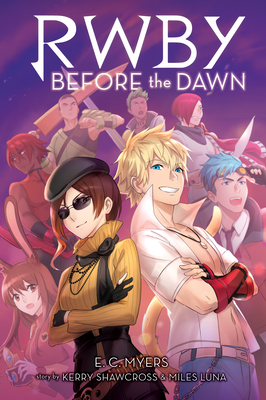Before the Dawn (RWBY, Book 2) Cover Image