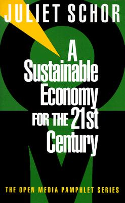 A Sustainable Economy for the 21st Century Cover