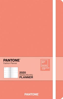 Pantone Planner 2020 Compact '19 Color of Year Living Coral Cover Image