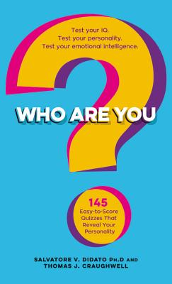 Who Are You? Cover Image