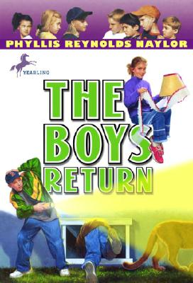 The Boys Return Cover