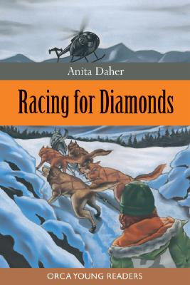 Cover for Racing for Diamonds