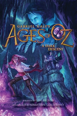 A Dark Descent (Ages of Oz) Cover Image