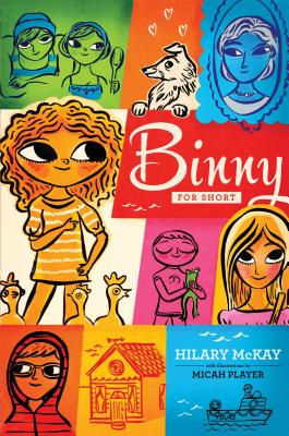 Cover for Binny for Short