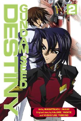 Gundam Seed Destiny 2 Cover