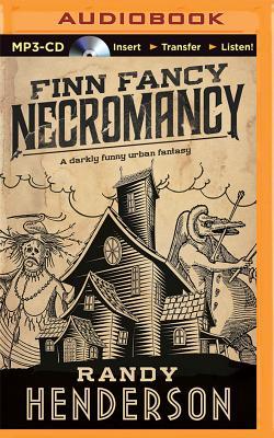 Finn Fancy Necromancy Cover Image