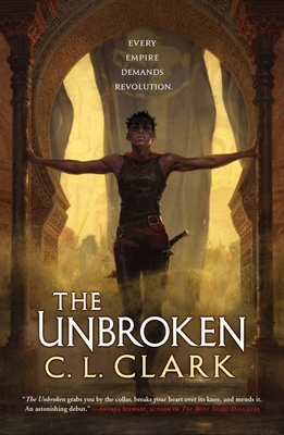 The Unbroken (Magic of the Lost #1) Cover Image