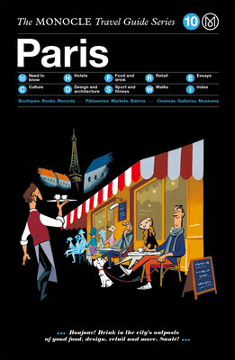 The Monocle Travel Guide to Paris (Updated Version) Cover Image