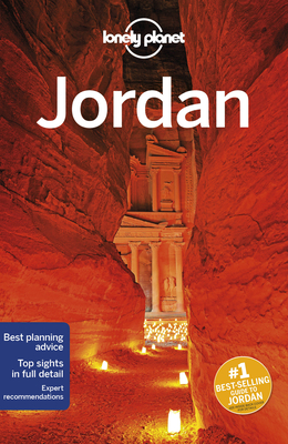 Lonely Planet Jordan (Country Guide) Cover Image