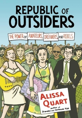Cover for Republic of Outsiders