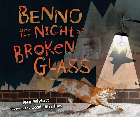Cover for Benno and the Night of Broken Glass