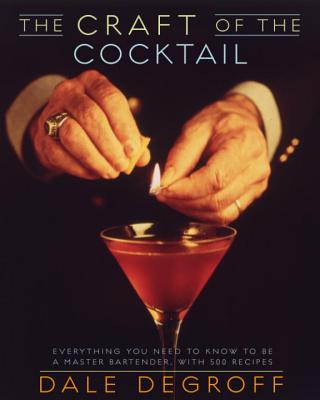 The Craft of the Cocktail Cover