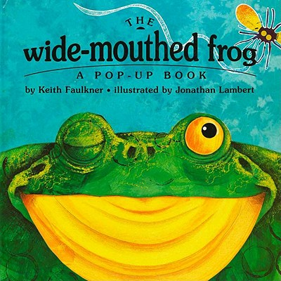 The Wide-Mouthed Frog Cover