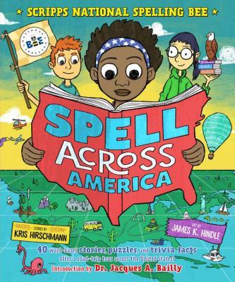 Spell Across America by Kris Hirschmann
