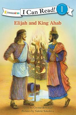 Elijah and King Ahab Cover