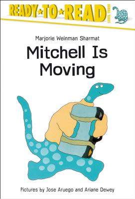 Cover for Mitchell Is Moving