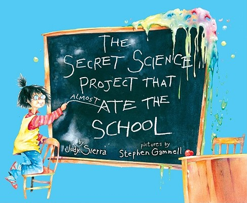 The Secret Science Project That Almost Ate the School Cover