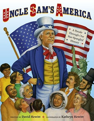 Uncle Sam's America Cover