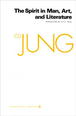 Collected Works of C.G. Jung, Volume 15: Spirit in Man, Art, and Literature Cover Image