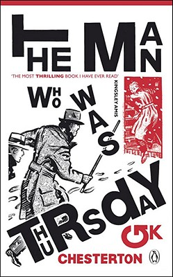 The Man Who Was Thursday Cover