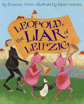Leopold, the Liar of Leipzig Cover
