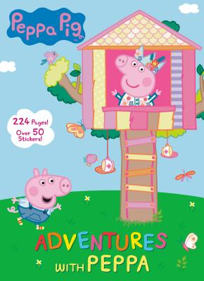 Adventures with Peppa (Peppa Pig) Cover Image