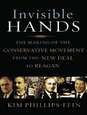 Cover for Invisible Hands